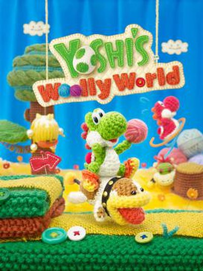 Picture of a game: Yoshi's Woolly World