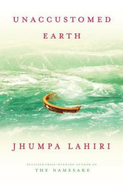 Picture of a book: Unaccustomed Earth