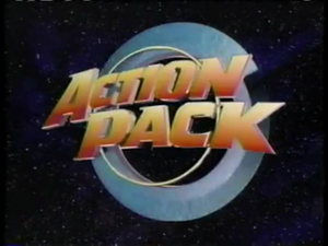 Action Pack (television) - Image: Universal Action Pack screenshot