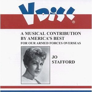 V-Disc Recordings, Jo Stafford - Image: V Disc Recordings Jo Stafford