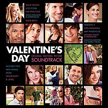 Valentine S Day Soundtrack Wikipedia