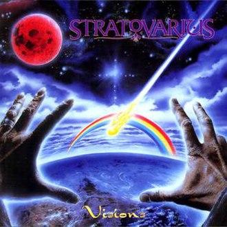Visions (Stratovarius album) - Image: Visions Stratovarius 2