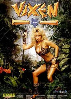 <i>Vixen</i> (video game) 1988 video game
