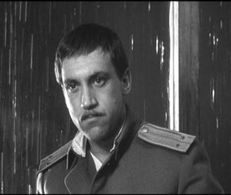 Vladimir Vysotsky - Vladimir Vysotsky in Two Comrades Were Serving.
