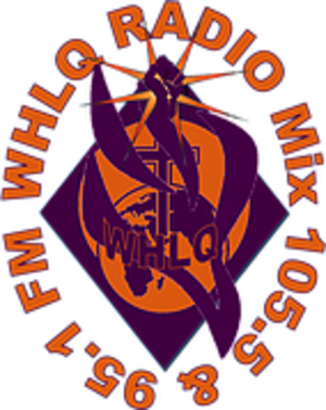 WHLQ - Image: WHLQ FM 2015