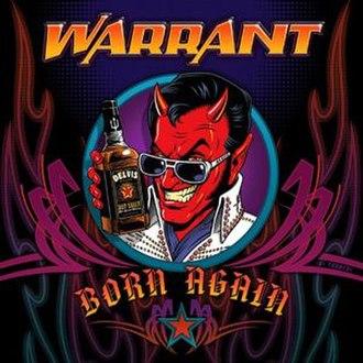 Born Again (Warrant album) - Image: Warrantborn