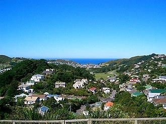 Vogeltown, Wellington - Image: Wellington Vogeltown