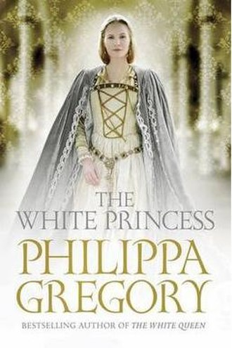 The White Princess - First UK edition cover