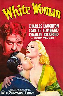 <i>White Woman</i> 1933 film by Stuart Walker