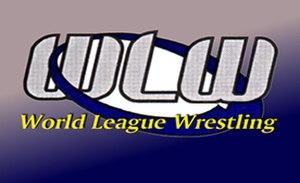 Harley Race's Wrestling Academy - Logo of World League Wrestling.
