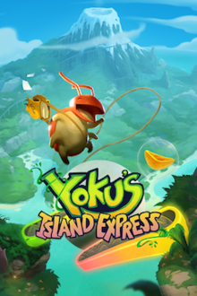 Cover of Yoku's Island Express