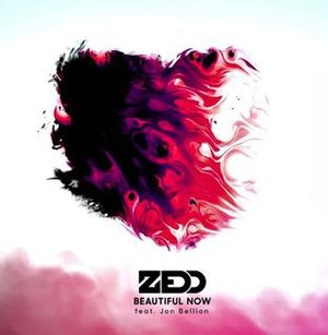 Beautiful Now - Image: Zedd Beautiful Now