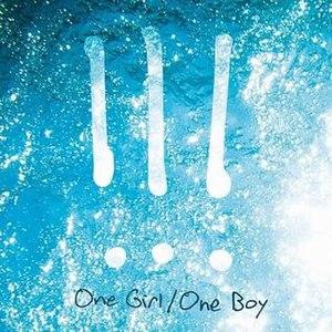 One Girl / One Boy - Image: !!! (Chk Chk Chk) One Girl One Boy cover art