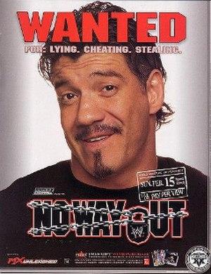 No Way Out (2004) - Image: 2004No Way Out