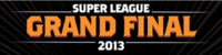 2013 Super League logo