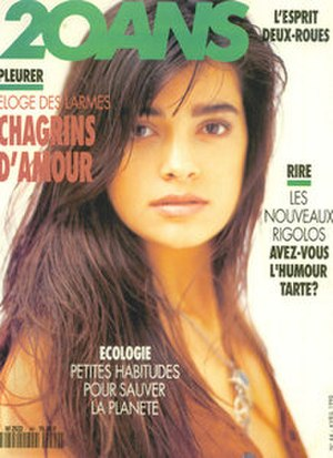 20 Ans - Cover of 20 Ans