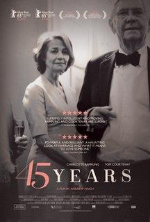 <i>45 Years</i> 2015 film