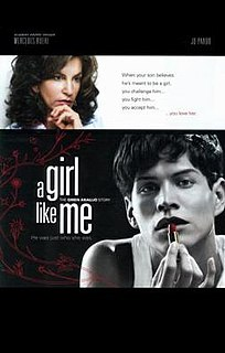 <i>A Girl Like Me: The Gwen Araujo Story</i> 2006 film directed by Agnieszka Holland