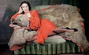Pat Kirkwood (actress) - Image: Actress Pat Kirkwood