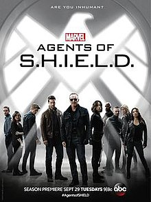 Agents Of S H I E L D Season 3 Poster Jpg