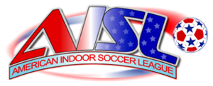 American Indoor Soccer League - Image: Aisl indoor logo