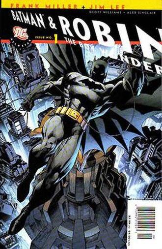 All Star Batman & Robin, the Boy Wonder - Image: Allstarbatmanandrobi n 01