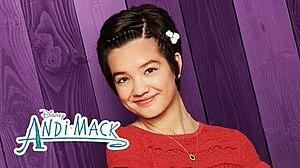 Andi Mack - Image: Andi Mack Logo
