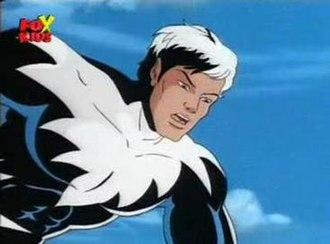 "Northstar (Marvel Comics) - Scene from the X-Men episode ""Repo Man"""