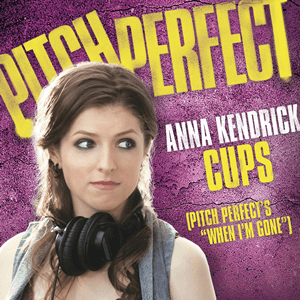 Cups (song) - Image: Anna Kendrick Cups (Official Single Cover)
