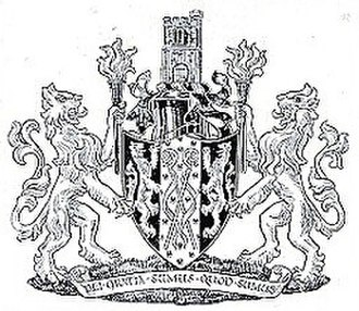 Municipal Borough of Barking - Image: Arms barking