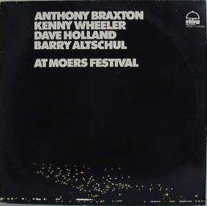 Quartet: Live at Moers Festival - Image: At Moers Festival