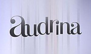 Audrina - Image: Audrina Logo