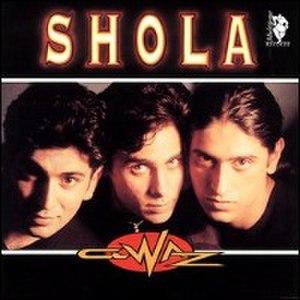 Shola (album) - Image: Awaz shola