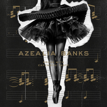 Azealia Banks - Broke With Expensive Taste album cover 2014.png