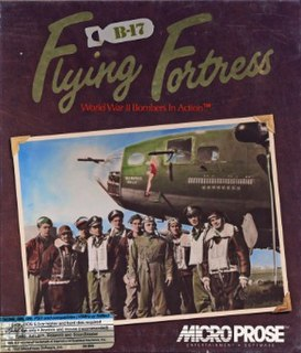 <i>B-17 Flying Fortress</i> (video game) 1992 video game