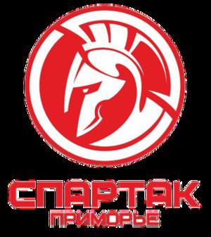 BC Spartak Primorye - Image: BC Spartak Primorye logo