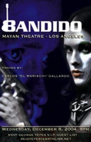 Bandido (2004 film) - Image: Bandido 2004