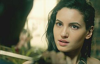 "Eretria (Shannara) - Press releases described Eretria (Ivana Baquero) as ""a young woman from the wrong side of the tracks who's been forced to use her beauty and wits to survive""."