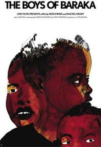 The Boys of Baraka - Image: Baraka poster