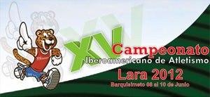 2012 Ibero-American Championships in Athletics - Image: Barquisimeto 2012Logo