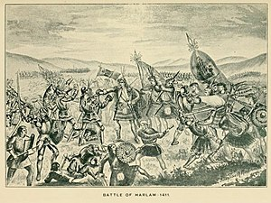 Clan Donald - Image: Battle of Harlaw