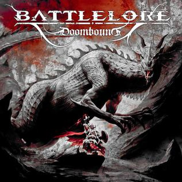 Cover of Battlelore - Doombound