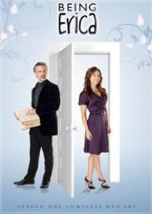 Being Erica - Image: Being Erica DVD CAN