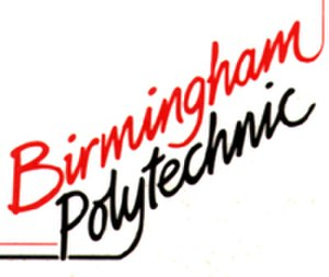 Birmingham City University - Logo after the late 1980s