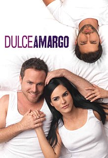 <i>Dulce amargo</i> Venezuelan telenovela