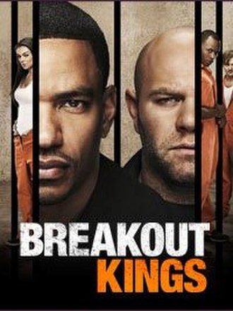 Breakout Kings - Original promotional poster
