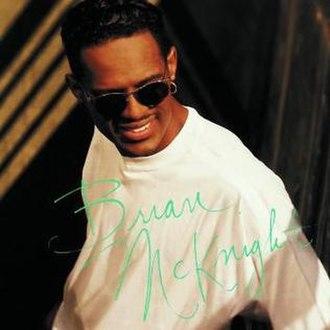 Brian McKnight (album) - Image: Brianmcknight brianmcknight