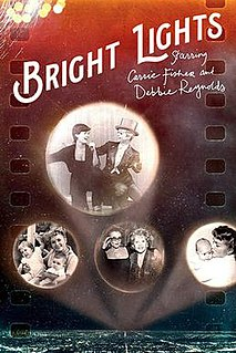 <i>Bright Lights: Starring Carrie Fisher and Debbie Reynolds</i> 2016 film by Fisher Stevens, Alexis Bloom