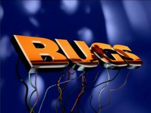 Bugs (TV series) - Bugs intertitle
