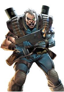 Cable (character) Comic book character